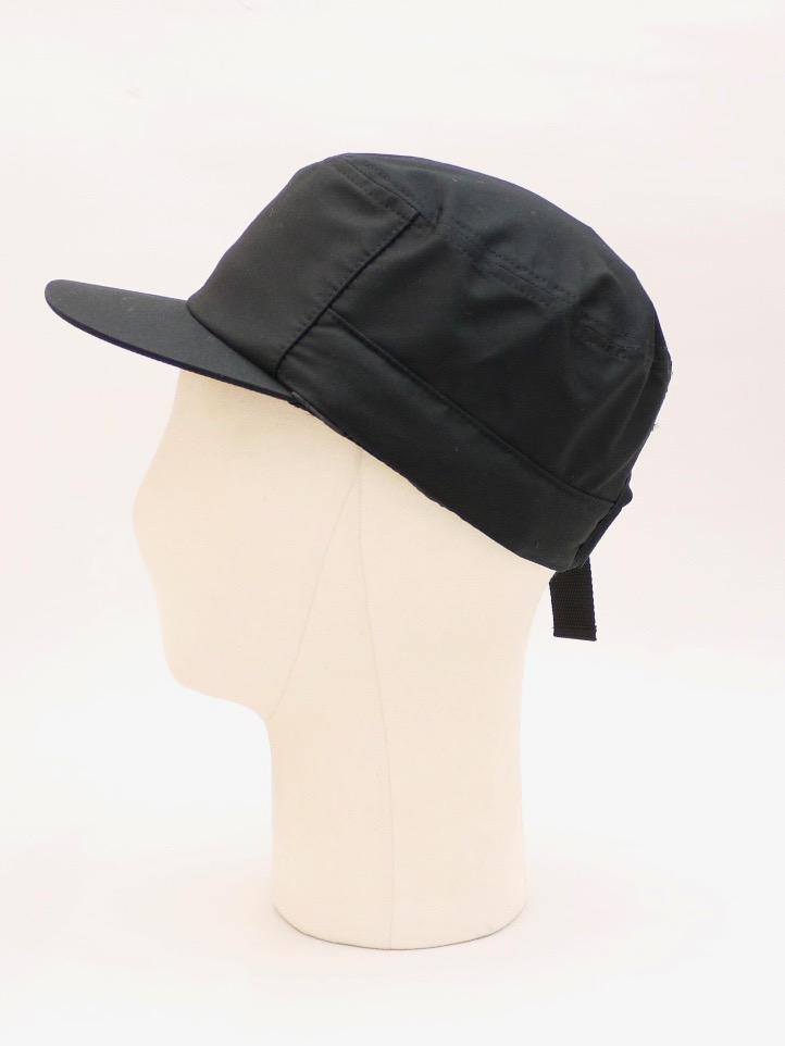 KIJIMA TAKAYUKI / ワークキャップ (No.191224) ブラック