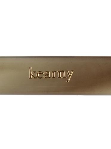 """kearny / round """"green sasa""""  (dark green lens)"""