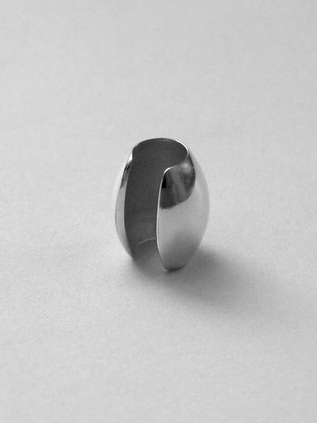 "ISIR / PC earcuff  ""silver925"""