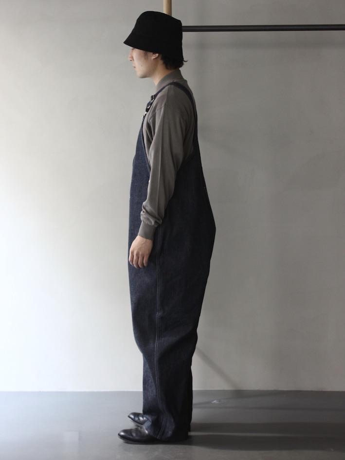 TUKI /  type2 01indigo denim