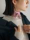 LES BELLES VAGABONDES / silk scarf