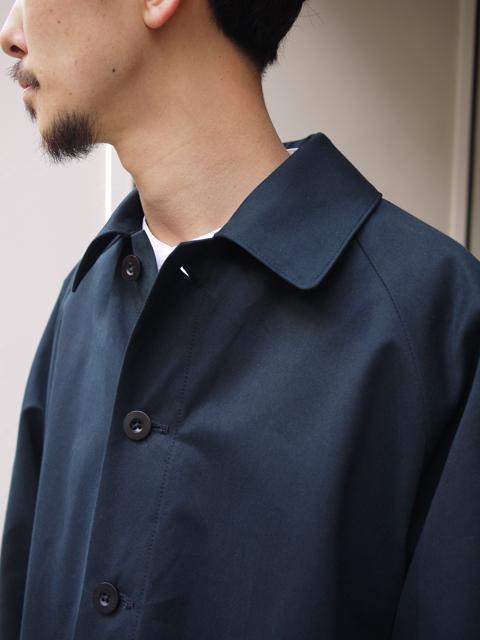 Handwerker ASEEDONCLOUD / HW coat / チャコール