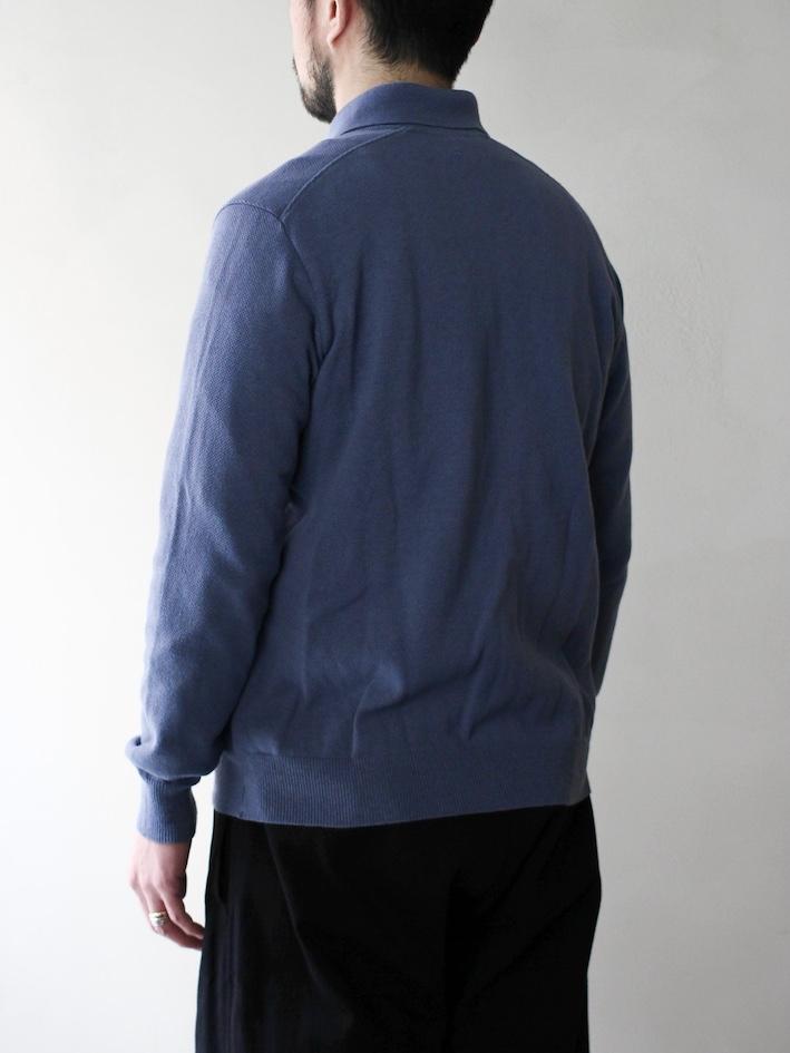 """FilMelange / KENNETH """"heritage blue"""""""