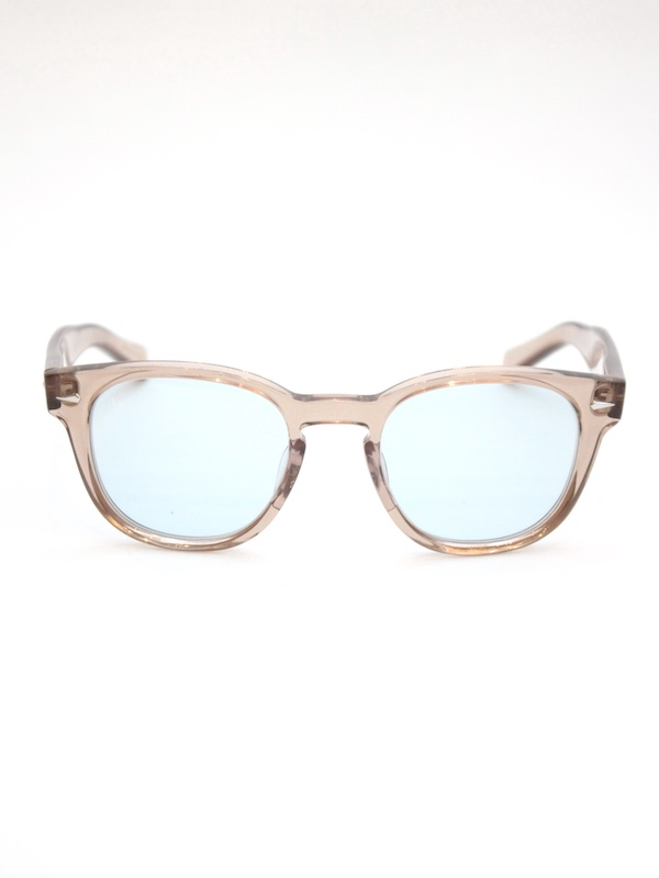 "kearny / wellington ""light brown""  (blue green lens)"