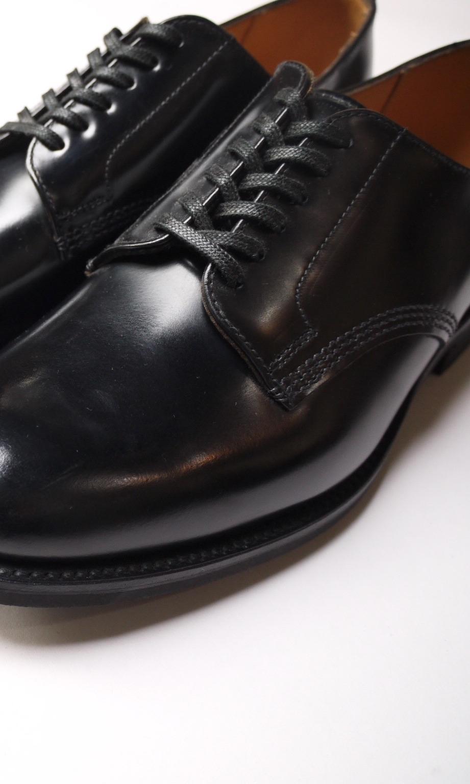 SANDERS サンダース / Military Officer Shoe ミリタリーオフィサーシューズ