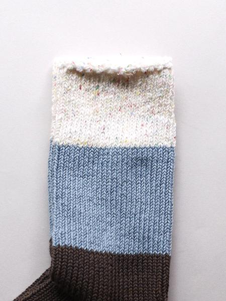 "ASEEDONCLOUD / Seosonal Socks ""Off White"""