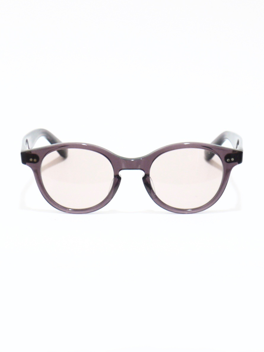 stanyan / sunglasses CLEAR BROWN