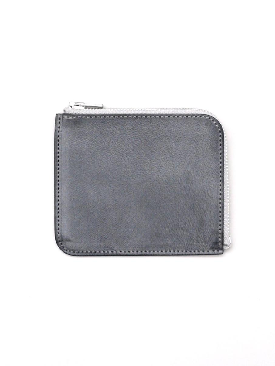REEL / zip wallet S.Black (HW-01)