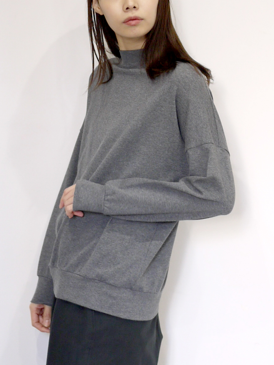 "pssst,sir / Flo-sweat ""charcoal gray"""