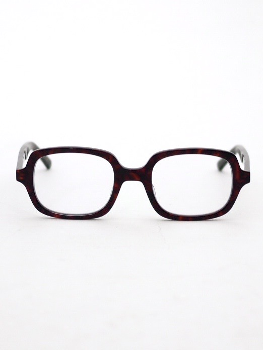 "kearny / ella ""chocolate demi""  (clear lens)"