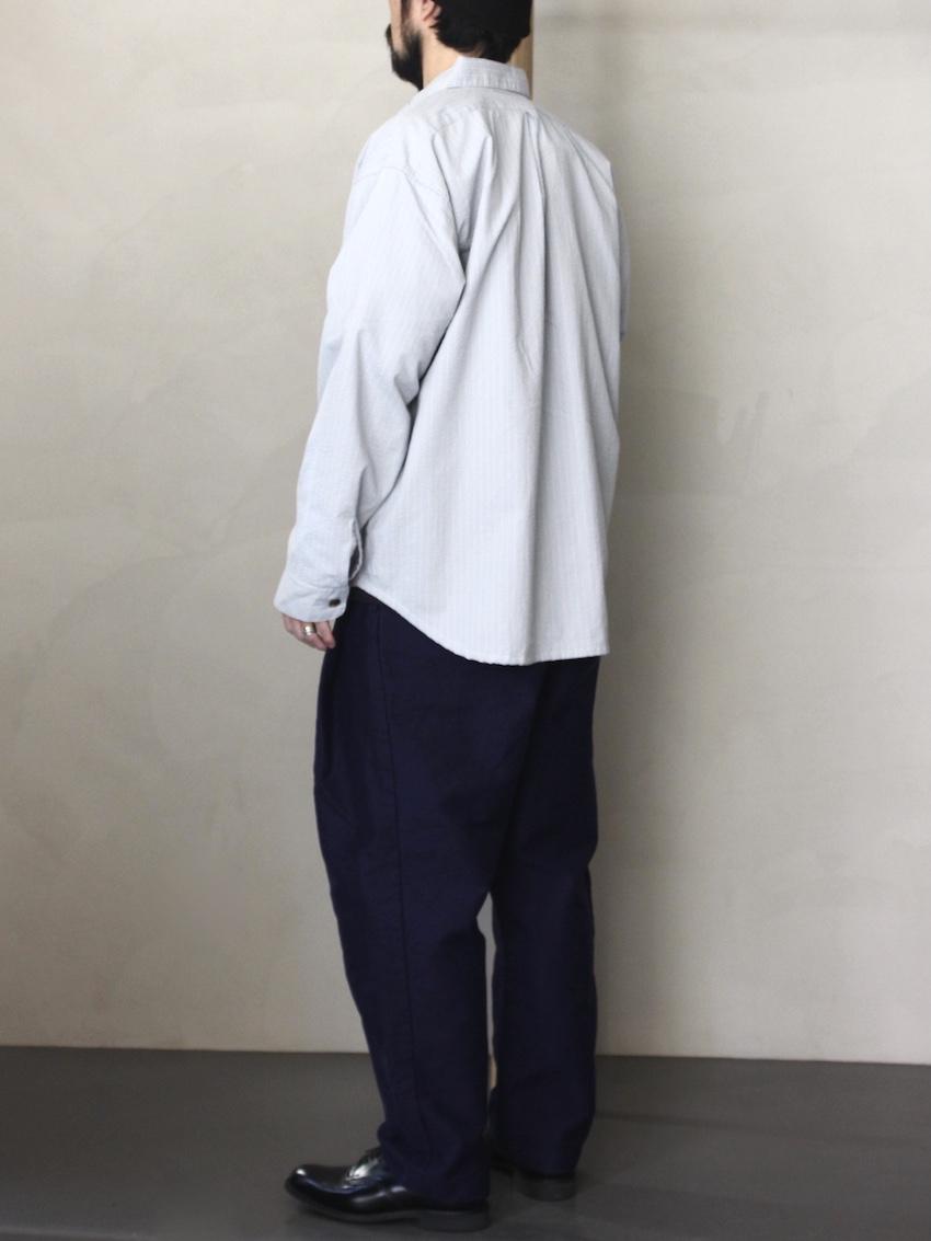 """FUJITO  /  ジップブルゾン """"Sax"""""""