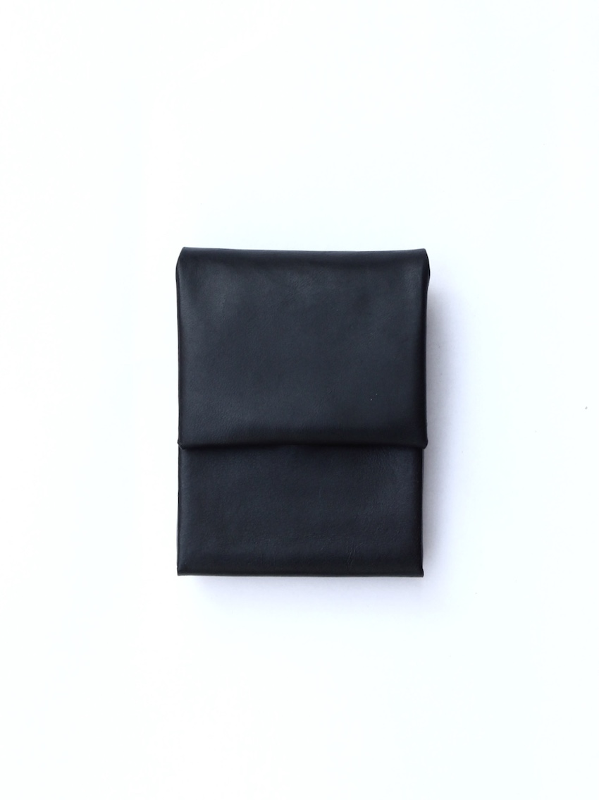 "ED ROBERT JUDSON / MINI WALLET  ""BLACK"""