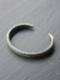 "karen silver accessory ""bangle 18-"" b-2"