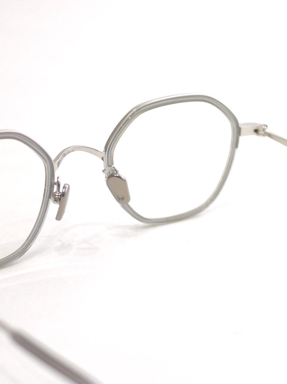 """kearny / antonin """"clear gray""""  (clear)"""