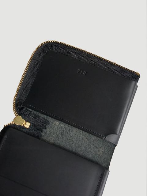 """ViN / zip mini wallet """"Black"""""""