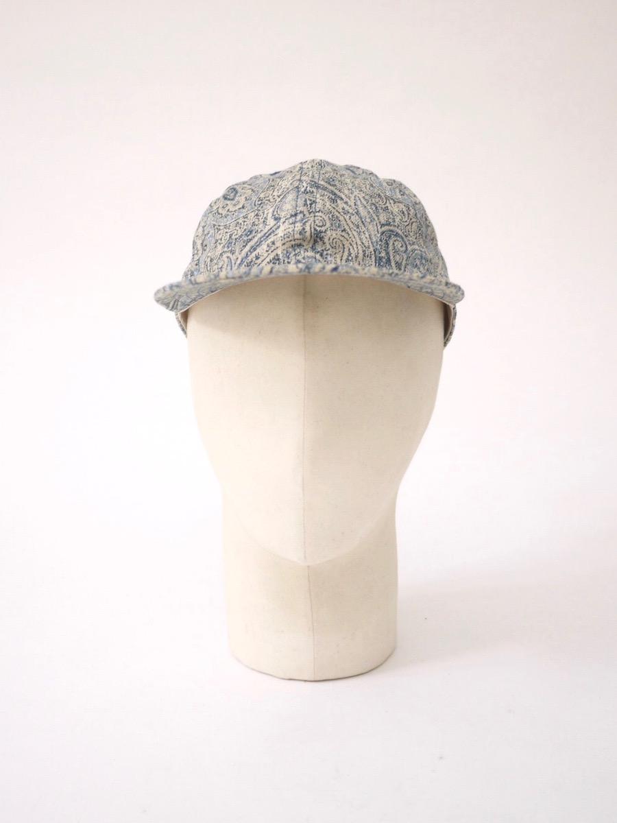 stanyan / baseball cap : Paisley