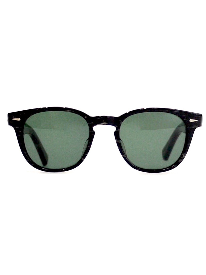 "kearny / wellington ""black pearl""  (dark green lens)"