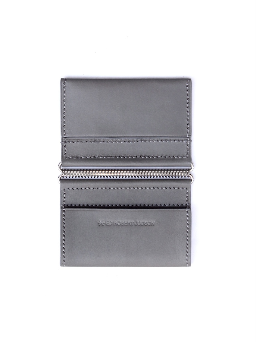 "ED ROBERT JUDSON / CARD CASE   ""gray"""
