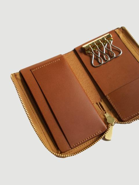 "ViN / Key & Card case ""Camel"""