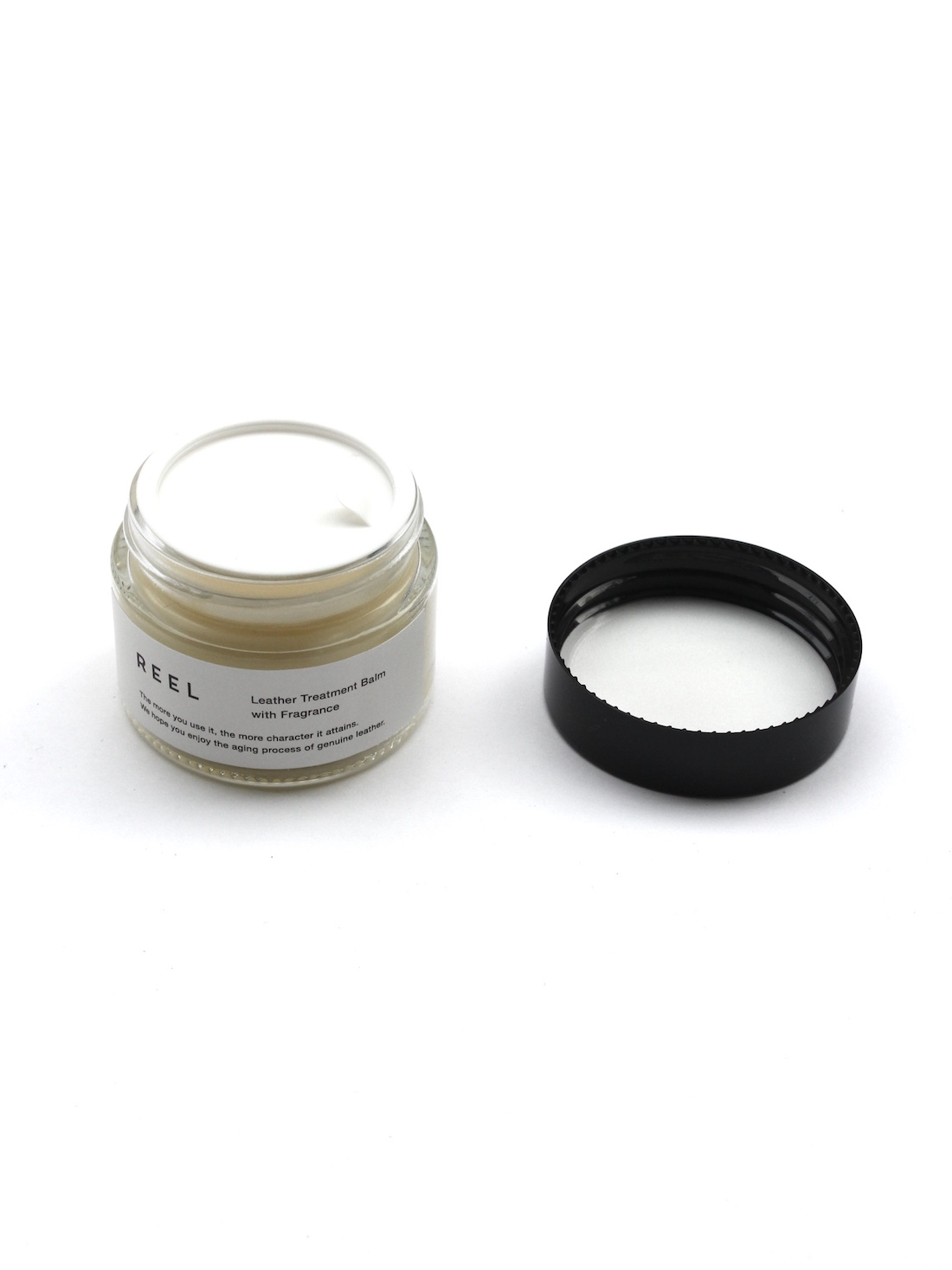 REEL / Leather Treatment Balm -with Fragrance-