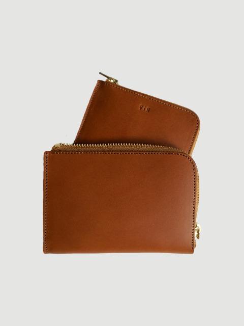 "ViN / Combi purse � ""Camel"""