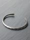 "karen silver accessory ""bangle 17.5"" b-11"