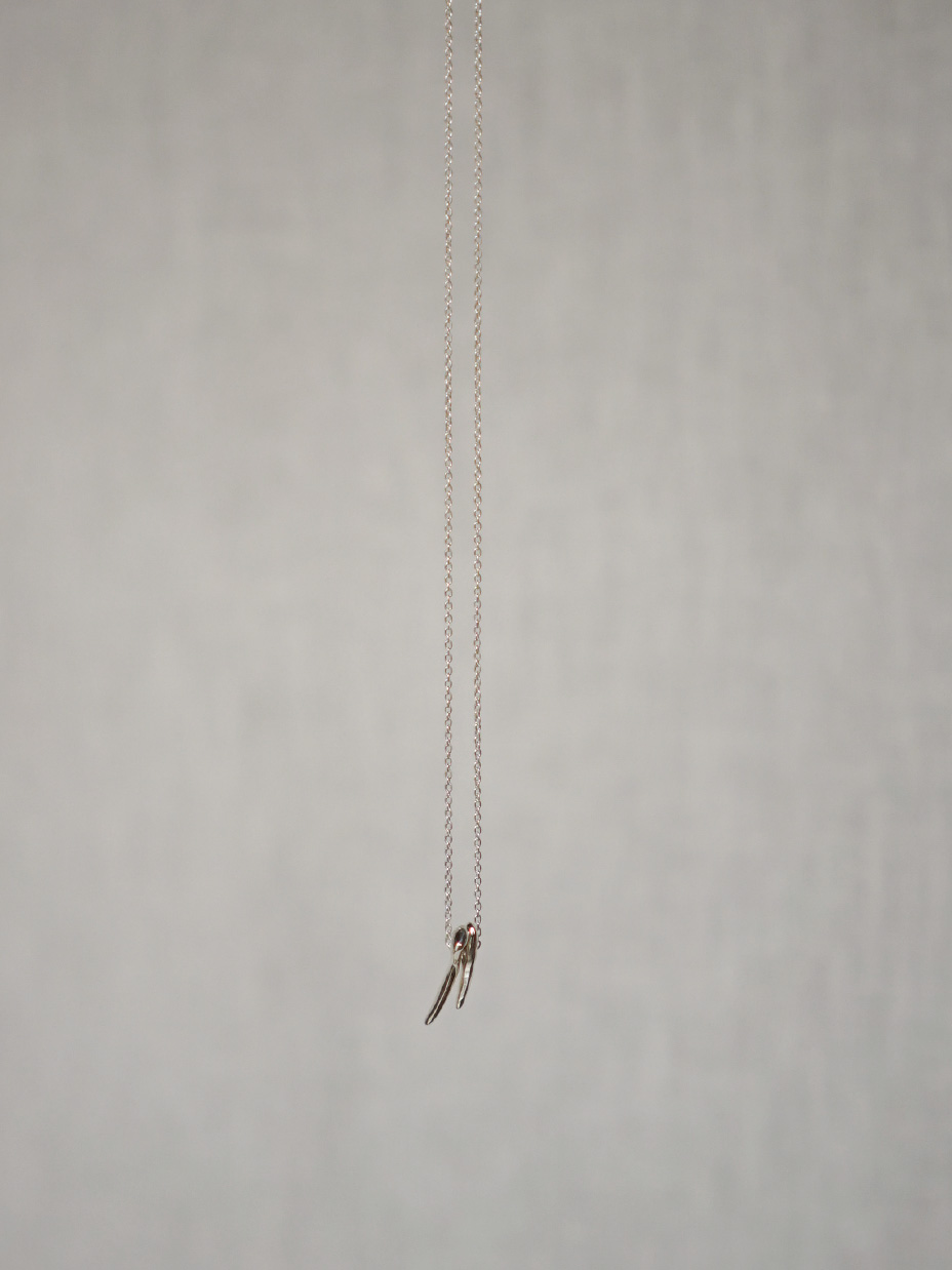 neutral / necklace ( SNT-25NS )