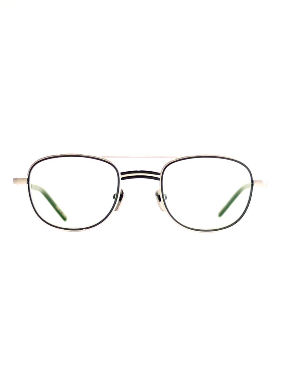 "kearny / james ""moss green""  (clear lens)"