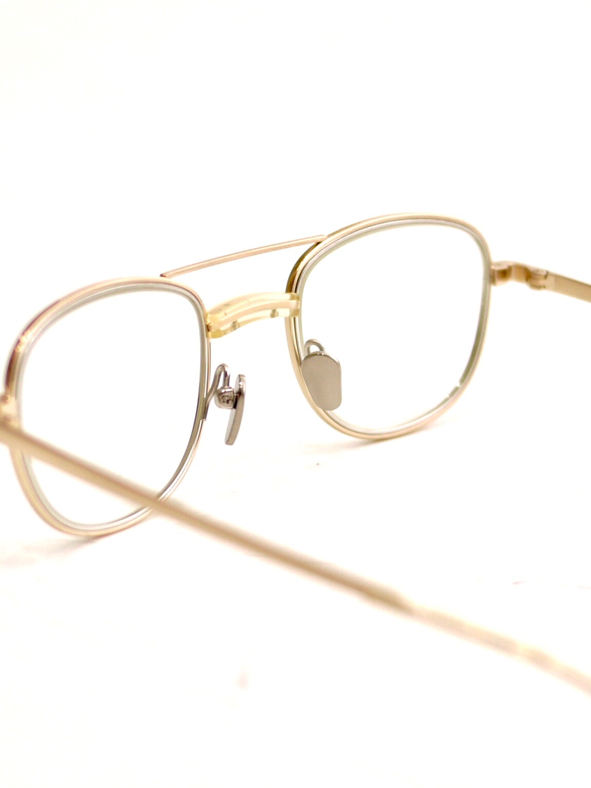 "kearny / james ""gold""  (clear lens)"