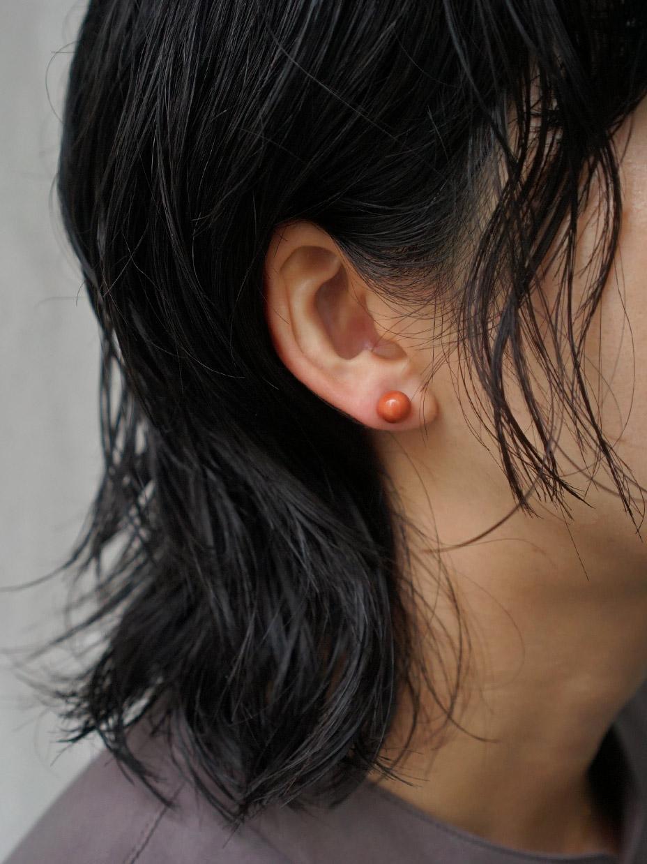 SŌK / ball pierce (S size) �