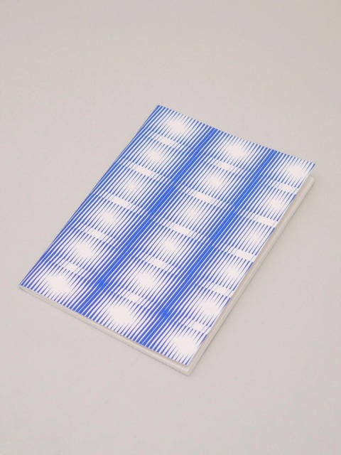 """Bienvenue studio / Notebook (Wave Edition) """"Royal Blue"""""""
