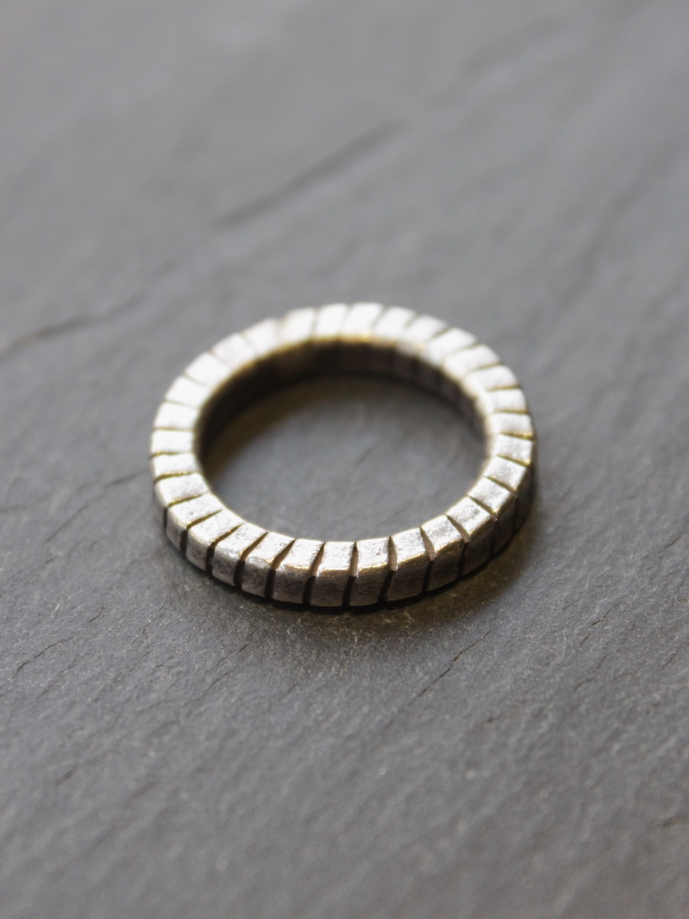 "karen silver accessory ""ring13.5 "" r-10"