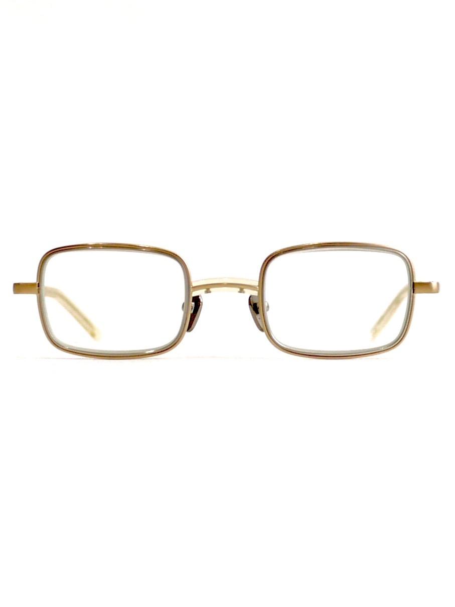 "kearny / bill ""gold""  (clear lens)"