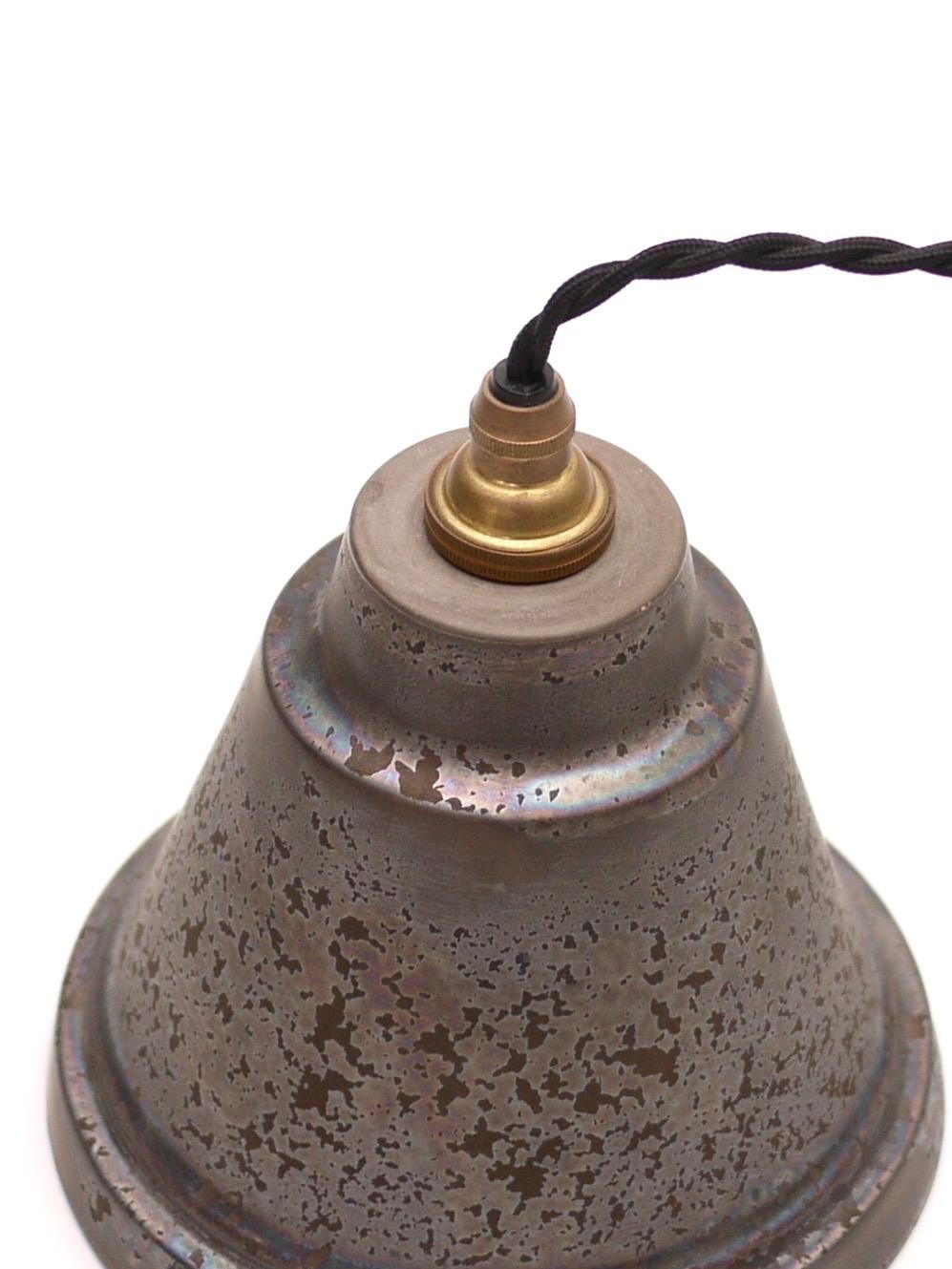 ONE KILN CERAMICS / CELING LAMP 鐘型