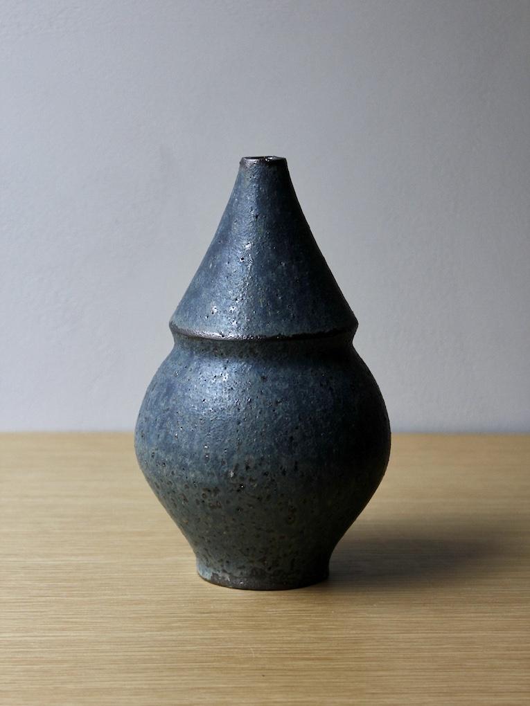 山下太 / Indigo Vase 2