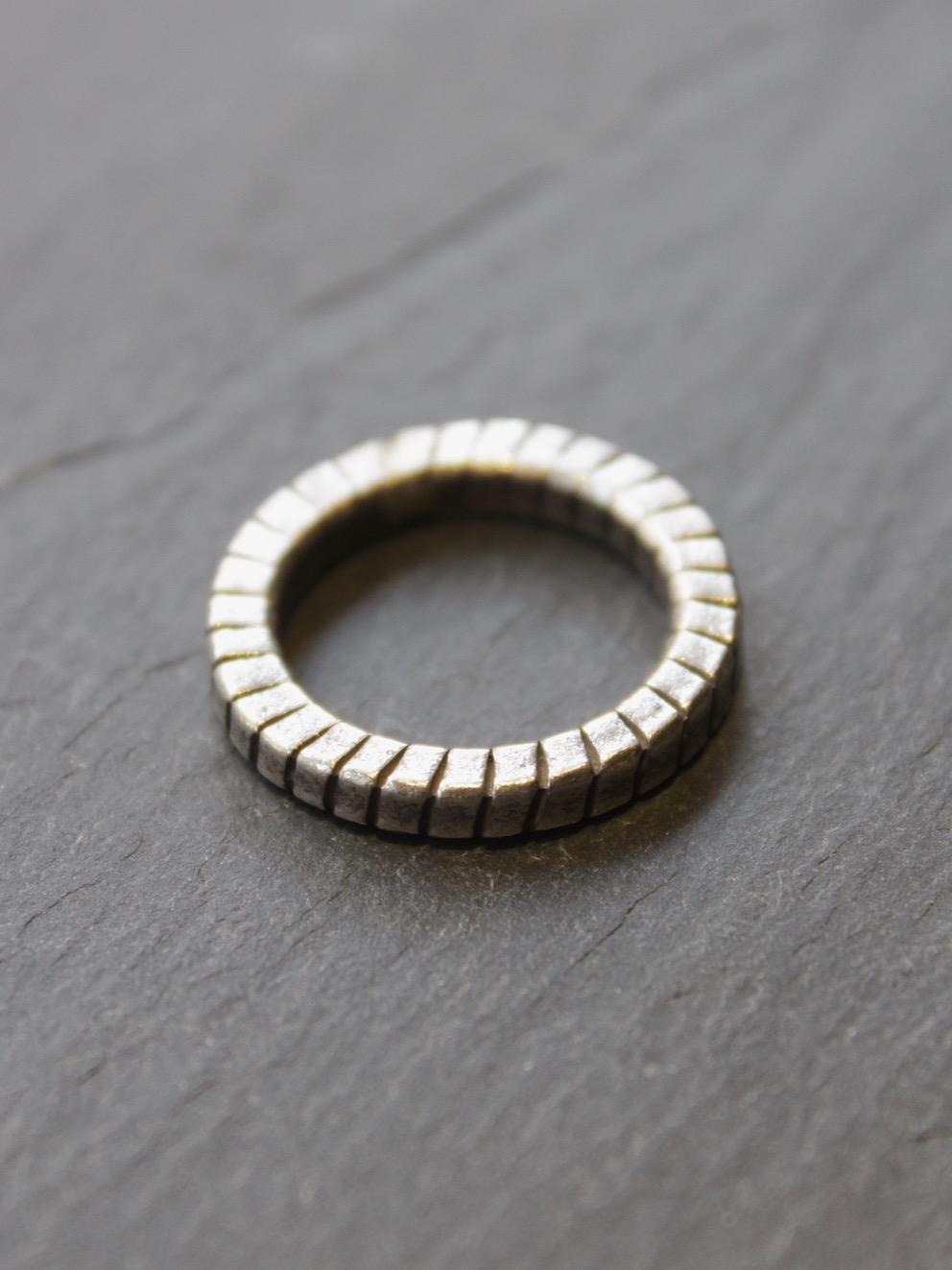"karen silver accessory ""ring16.5 "" r-9"