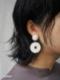 SŌK / pray dangle - DAYDREAM type:2 (pierce & earring)