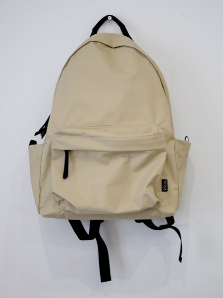 "TOOLS / DAY PACK (S size) ""beige"""