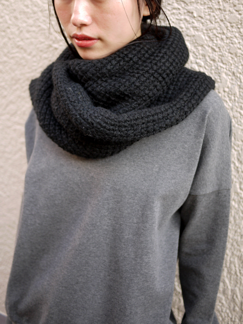 HIGHLAND 2000 / alpaca snood