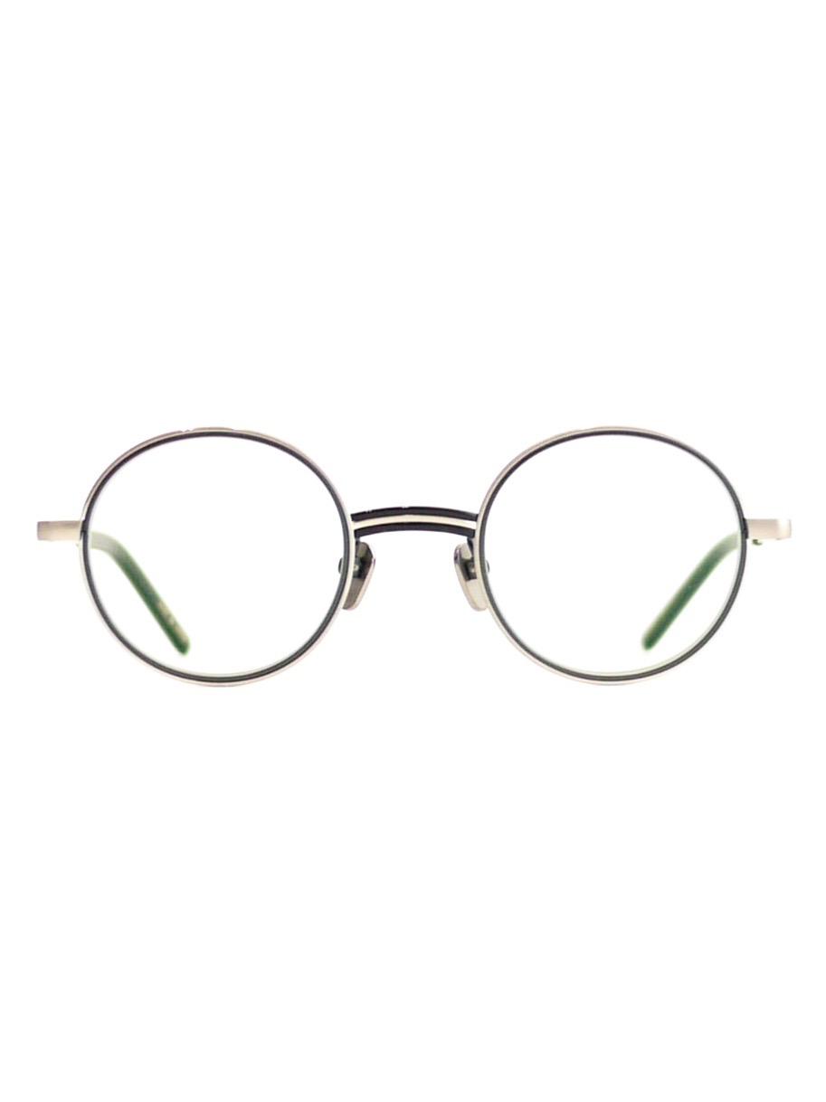"""kearny / steve """"moss green""""  (clear lens)"""