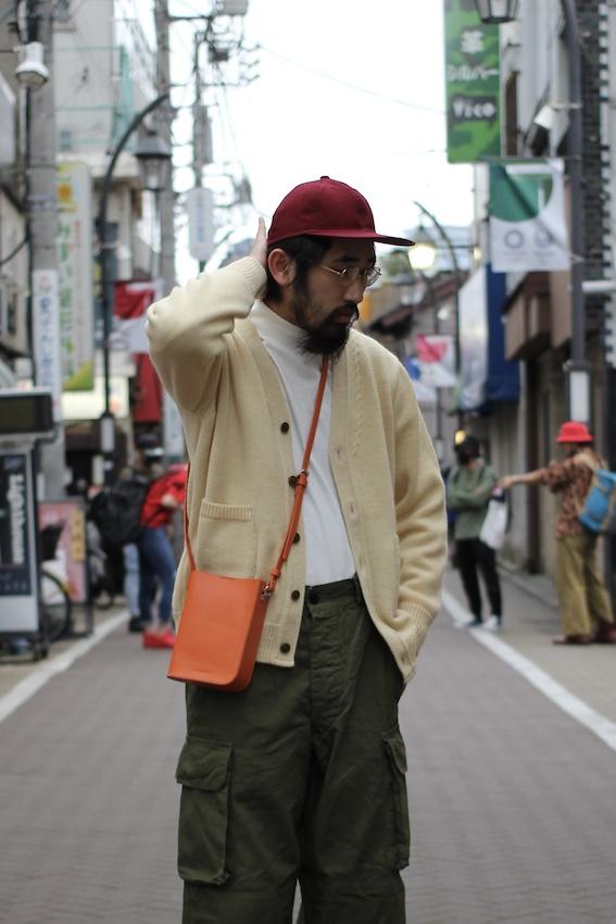 FUJITO / Knit Cardigan Natural
