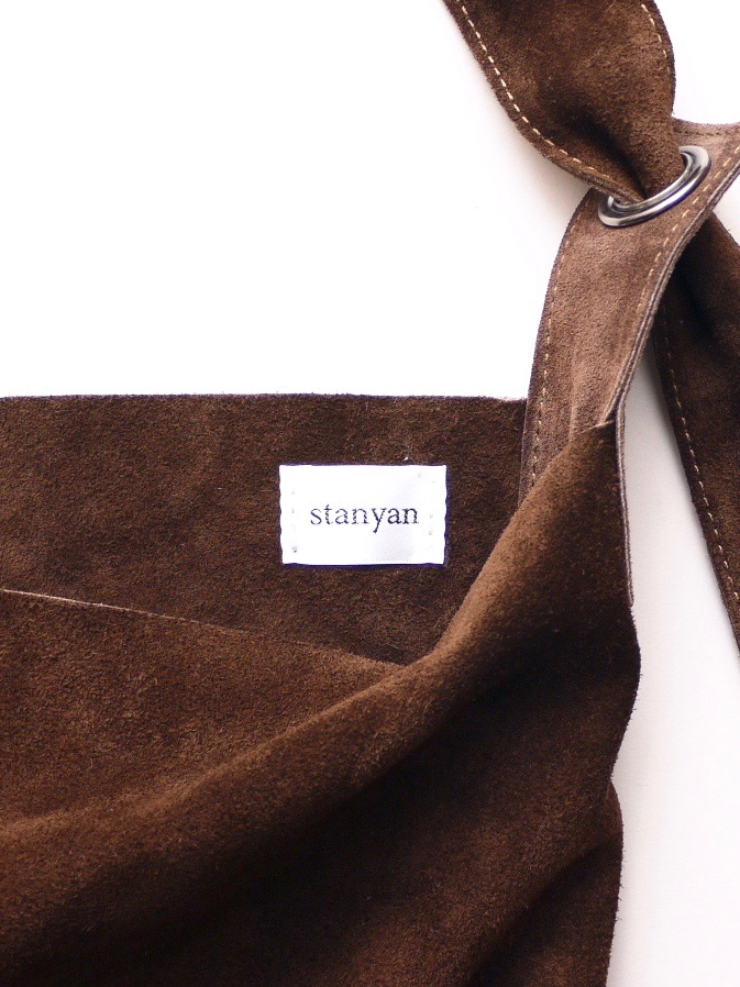 stanyan / leather sacoche
