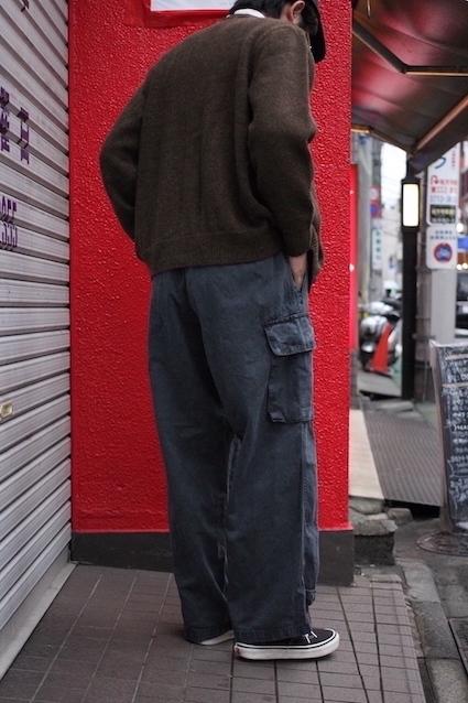FUJITO / Knit Cardigan Brown