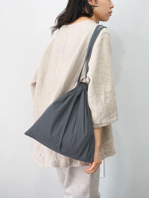 formuniform / drawstring pouch GRAY