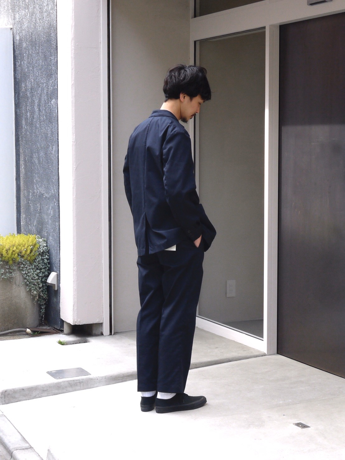 STABILIZER GNZ / Sport Coat navy