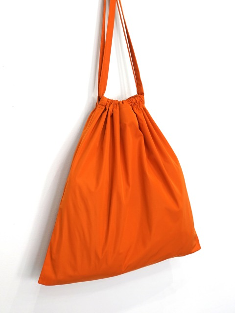 formuniform / drawstring pouch ORANGE