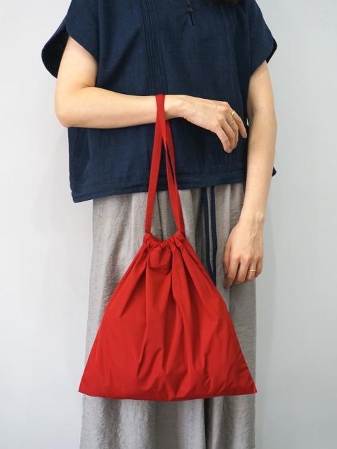formuniform / drawstring pouch RED
