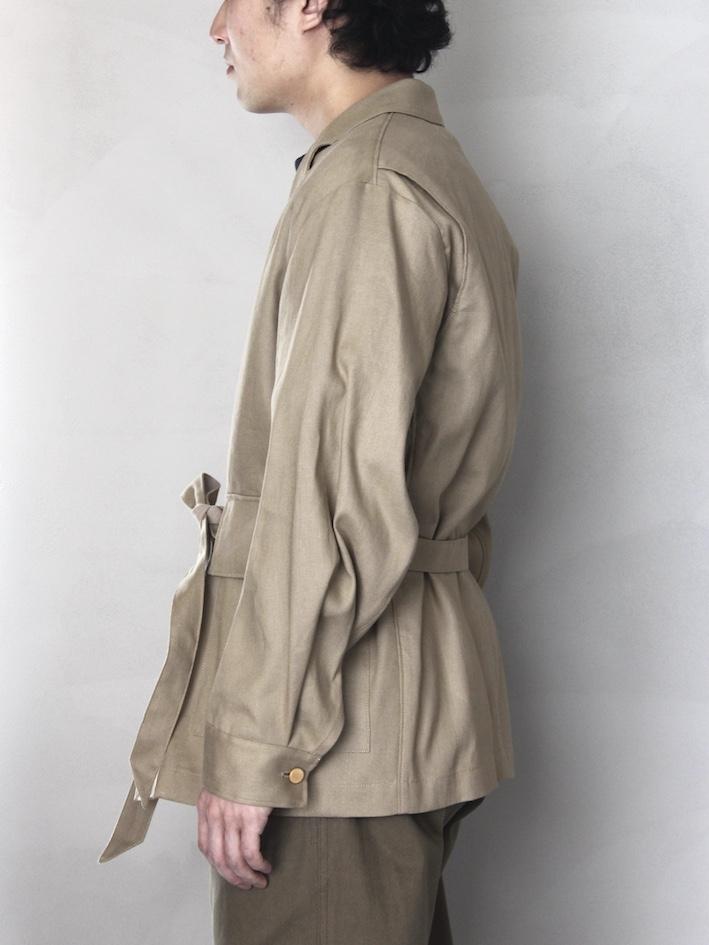 """ASEEDONCLOUD / Sakurashi jacket """"Beige"""""""
