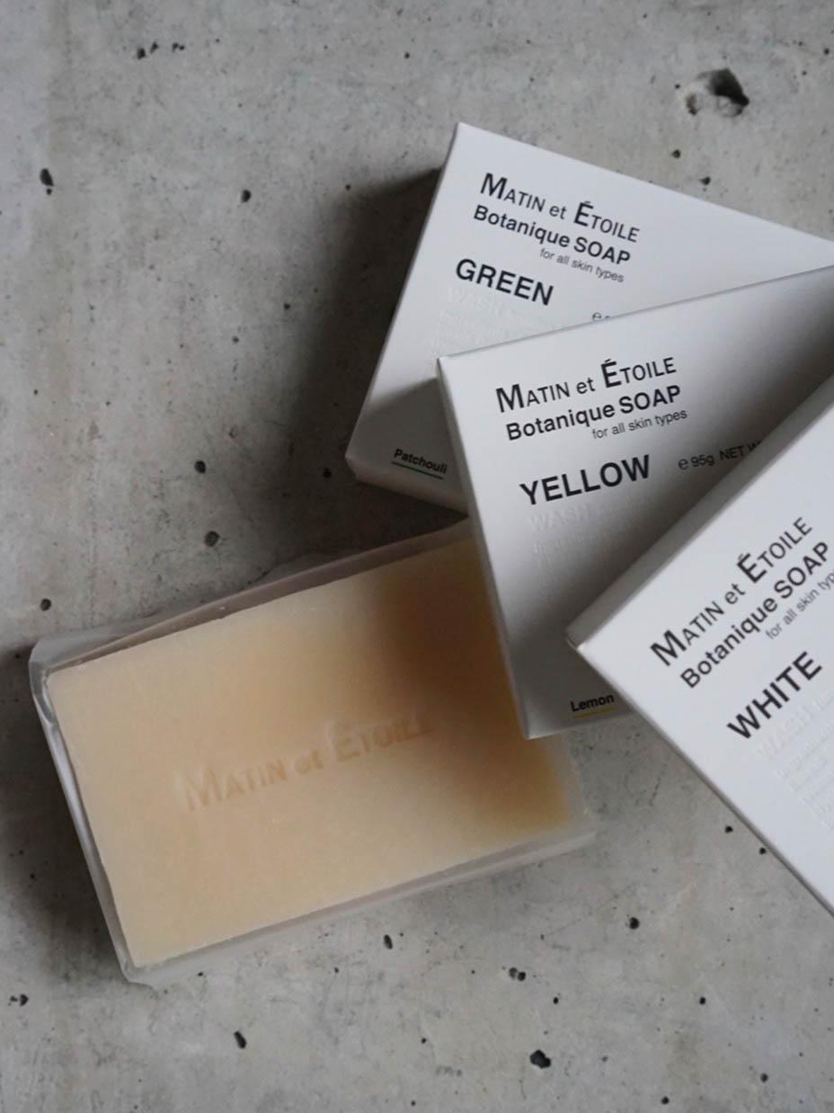 MATIN et ÉTOILE / Botanique Soap