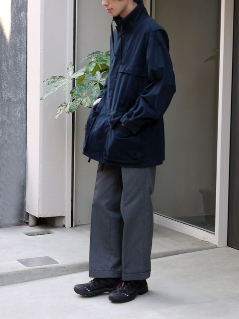 Sheba / WASHED FIELD JACKET